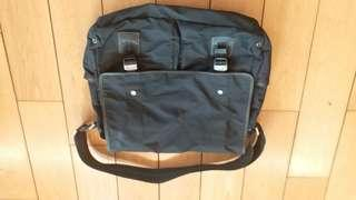 coach messenger bag ( nylon )