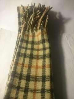 韓國羊毛圍巾