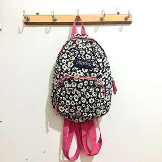 Jansport mini daisy backpack