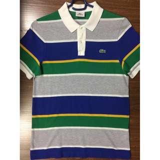 Lacoste Sport LEGIT tennis stripes polo shirt 3 SRP P5,850