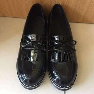 🇬🇧英倫風牛津鞋 平底鞋 皮鞋 Oxford Shoe             #sellfaster