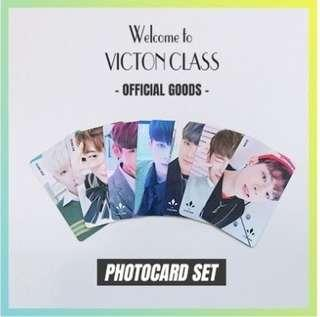 "[ Individual official photocard] Victon ""Welcome to Victon Class"""