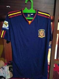 WTS Jersey Spain WC size L