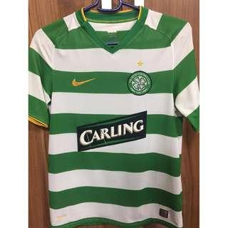 Nike Football Soccer Celtic FC dri-fit jersey SRP P3,500 S