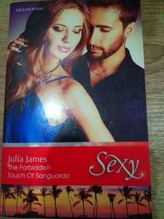 The Forbidden Touch of Sanguardo by Julia James