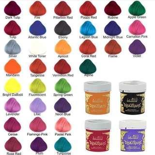 🚚 🖤 La Riche 🖤 Semi Permanent Hair Colour / Hair Shampoo / Hair Conditioner / Precolour Shampoo / Hair Bleach