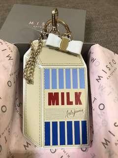 全新Anteprima MISTO 牛奶盒咭套 milk box
