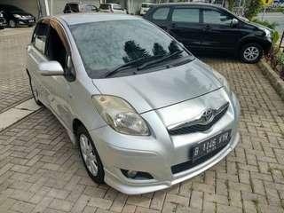 Toyota yaris s limited at 2011 ❤️❤️
