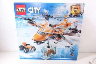 Lego City Arctic Air Transport 41335 /Friends Mia's Tree House 60193