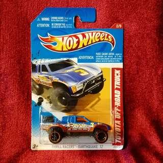 Hotwheels the ill racers earthquake