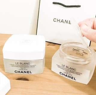🚚 CHANEL 霧面厚玻璃 聖誕節蠟燭盒 燭台 質感收納玻璃空罐 品牌玻璃罐 紙盒 收納盒 首飾收納
