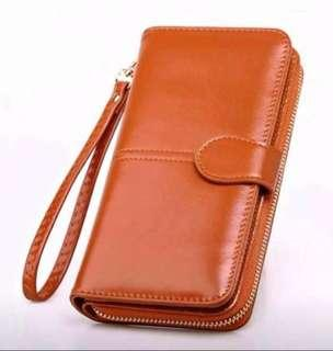 Korean fashion wallet/wristlet