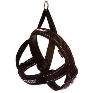 Ezydog Black Harness Size M
