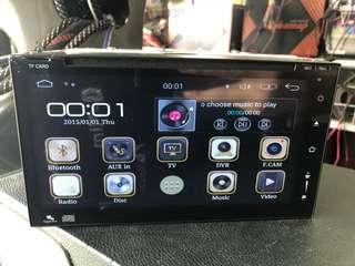 Universal Android Dvd Player  For All Car