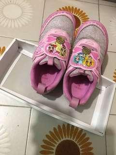 日本心動光之美少女童鞋