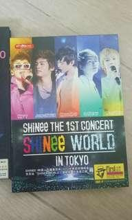 Shinee and smtown albums/Dvd