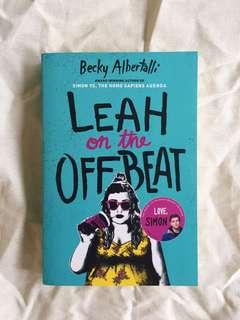 BRAND NEW Leah on the Off-Beat