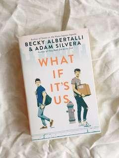 BRAND NEW What If It's Us