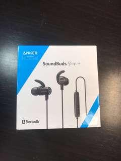 [OUT OF STOCK] Anker Soundbuds Slim+ (new Slim Plus version)