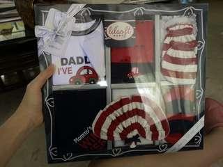 BN Baby 7 pcs gift set