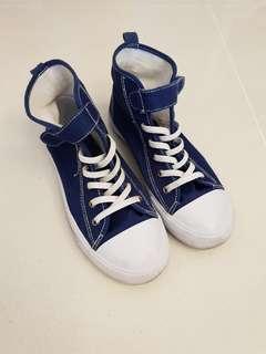 H&M High Cut Boys Sneaker (EUR 33/US 1.5)