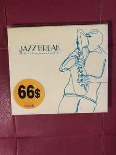 Jazz break - CD