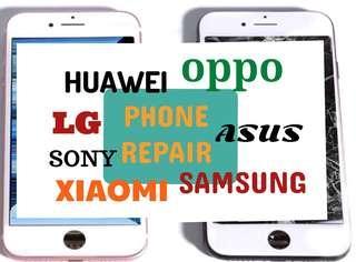 iphone repair, phone repair, xiaomi repair, oppo repair