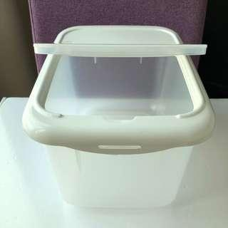 Compact Rice Box Container