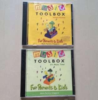 Music Toolbox By Music Factory Singapore