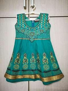 Deepavali dress for 3yo - free shipping