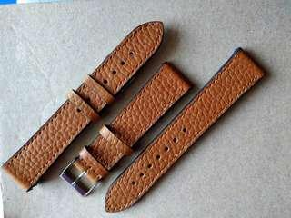 Classic Watch Strap 20mm Oak