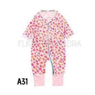 Sleepsuit Code A31 - A40