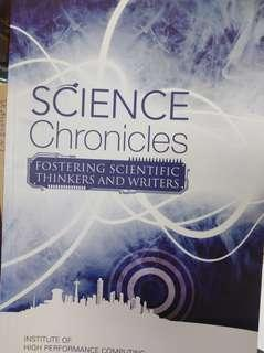 Science Chronicles