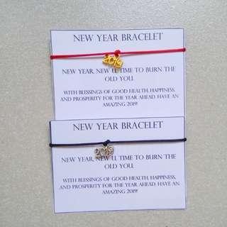 Buy 1 Take1 Lucky New Year Bracelets