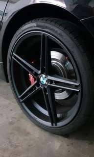 NEW LOOK FOR RIMS