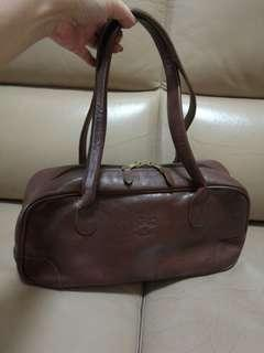 IL BISONTE leather bag