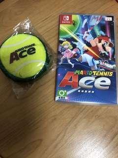 Switch Mario Tennis
