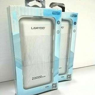 K20 Power Bank 20000mAh(Limited 2pcs)