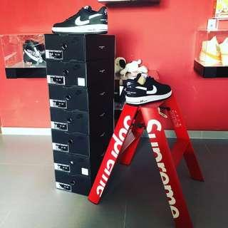 Supreme x CDG Air Force 1 2018 (Reserved)