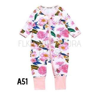 Sleepsuit Code A51 - A60