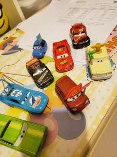 Cars反斗車王玩具車仔