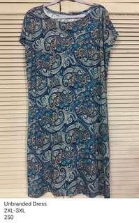 PLUSSIZE BRAND NEW AND PRELOVED DRESSES