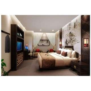 Bedroom Styling Services
