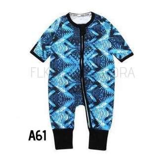 Sleepsuit Code A61 - A80