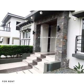 Ayala Southvale House and Lot For Rent