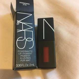 Nars powermatte lip pigment  stateoman 2779 mini