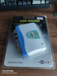 USB soundcard
