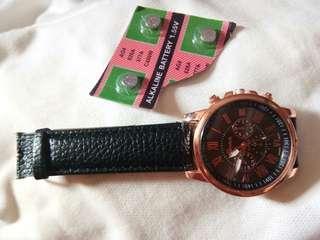 Jam tangan ganeva wanita