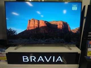 TV LED SONY Smart 65 inch 4K Ultra HD bisa kredit Murah