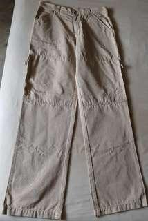 Giordano cotton cargo pant (Size 32 inch, New)